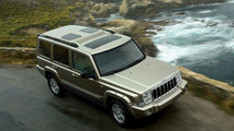 Jeep Commander Arrives in Showrooms (AU)
