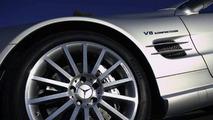 New Generation Mercedes SL 55 AMG