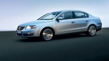 New VW Passat