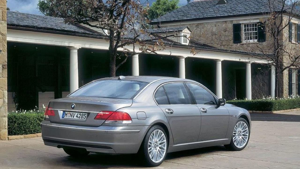 BMW 7 Series 2005