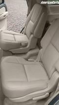 2007 Chevrolet Tahoe Interior