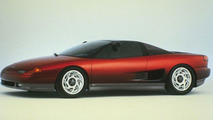 Dodge Intrepid Concept Vehicle. 1989
