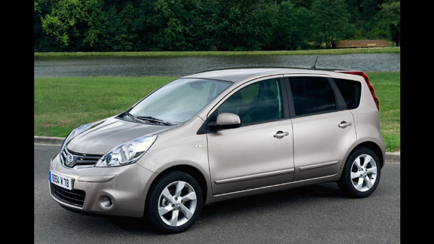 Nissan: Kleinwagen-Offensive auf dem Pariser Salon
