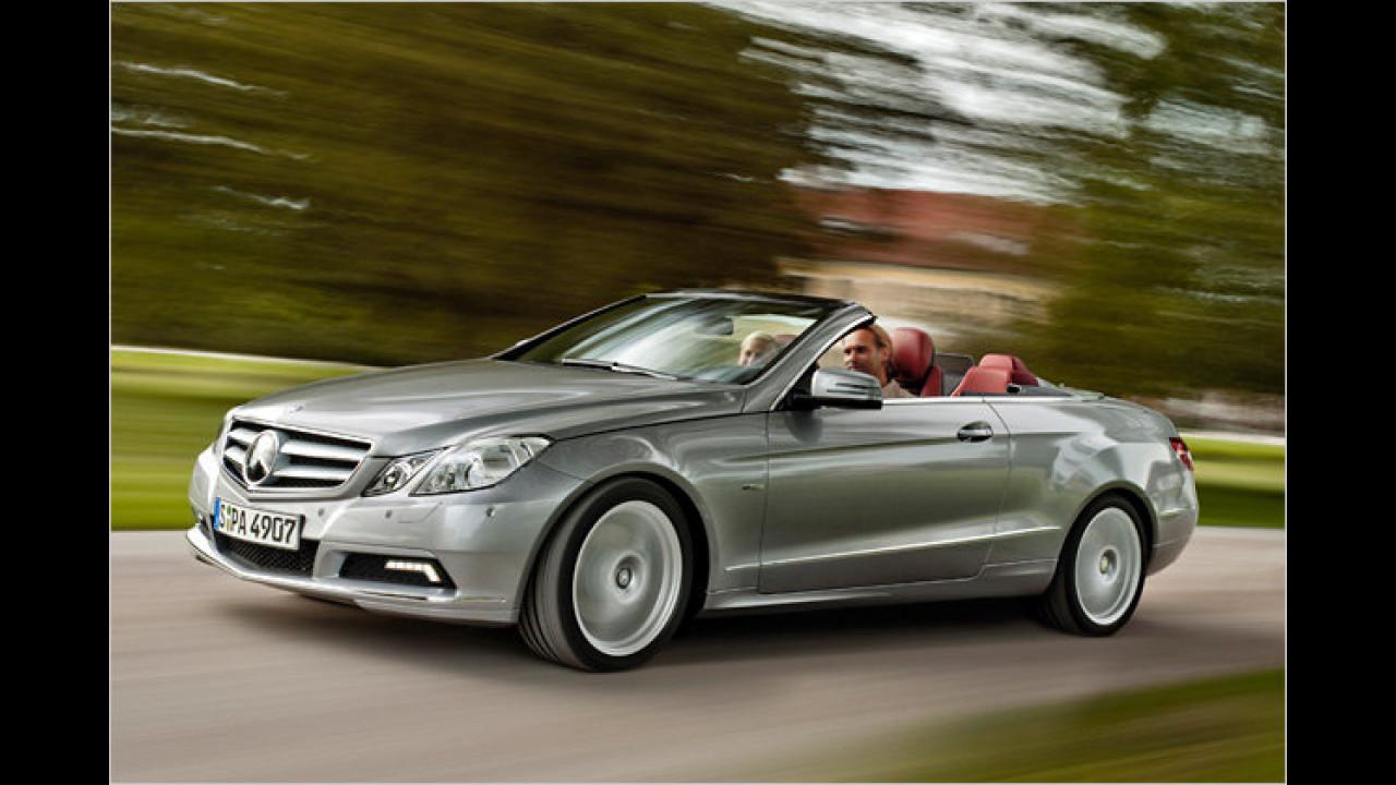 Mercedes E 220 CDI BlueEfficiency Cabriolet Elegance