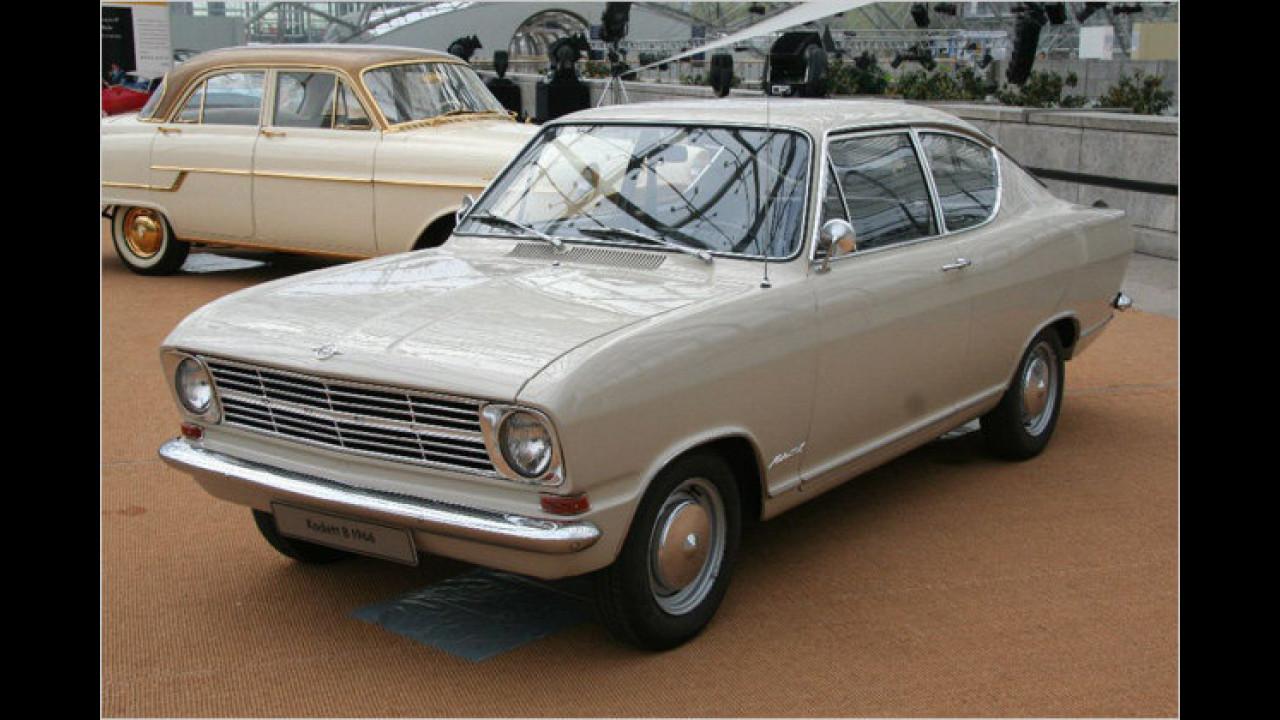 Opel Kadett B Coupé (1967)