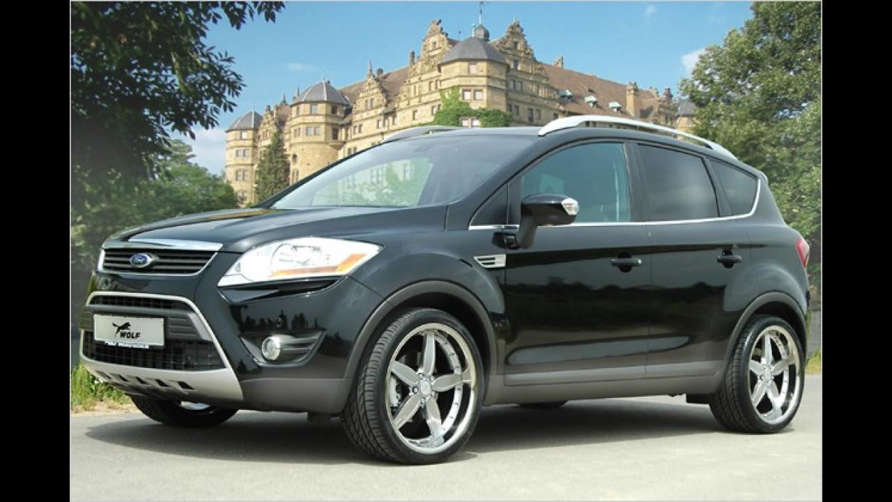 Ex-SUV: Ford Kuga von Wolf