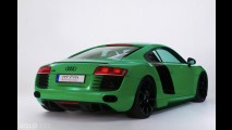 MTM Audi R8 Porsche GT3 Green