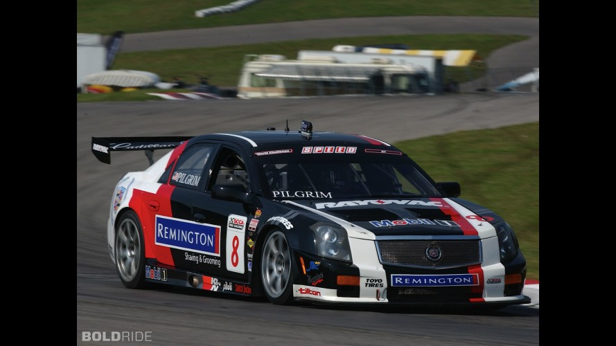 Cadillac CTS-V Factory Race Car