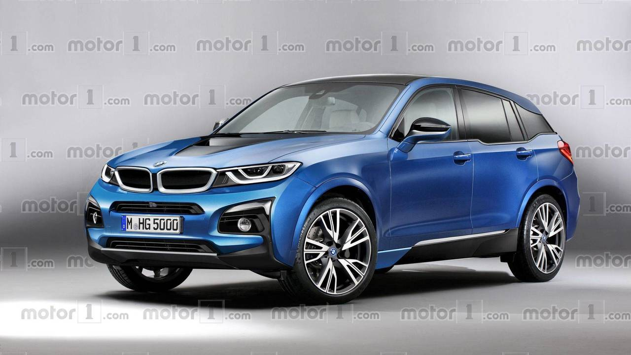 2019 BMW i5