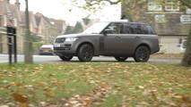 2017 Range Rover long term car