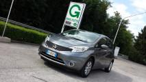 Nissan Note 1.2 GPL, la prova dei consumi