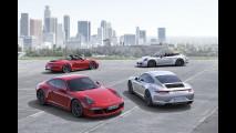 Nuova Porsche 911 Carrera GTS (991)