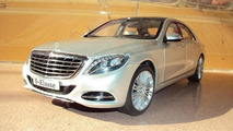 2014 Mercedes-Benz S-Class scale model