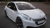 Peugeot 208 HYbrid FE concept 01.10.2013