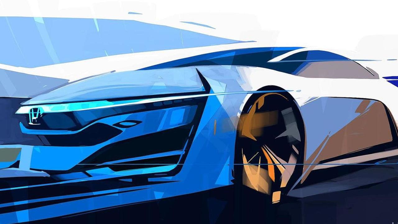 Honda FCEV concept 11.11.2013