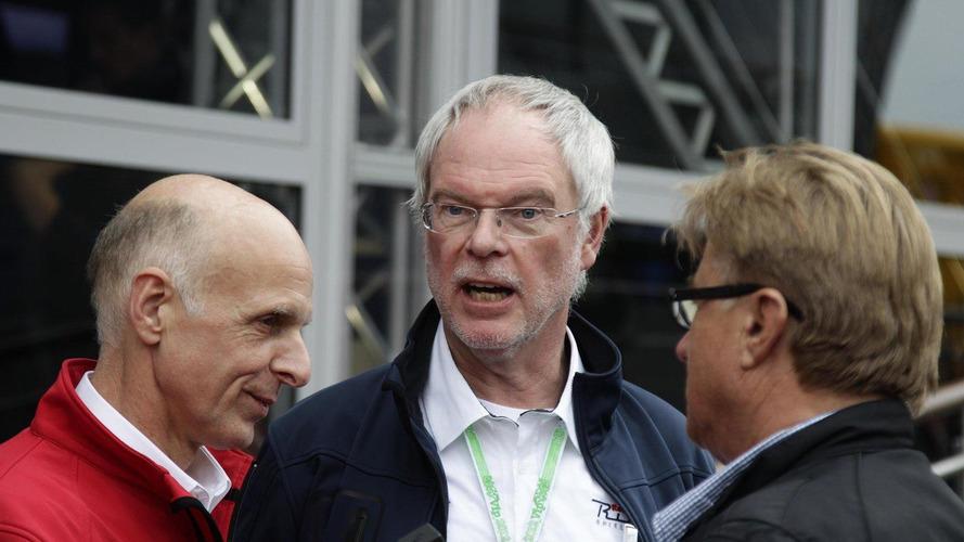 Boss leaves 2014 F1 track Red Bull-Ring