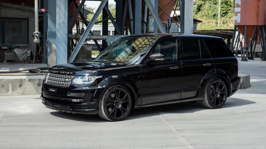 FAB Design introduces the Range Rover Noreia