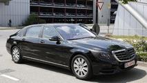 2014 Mercedes-Benz S-Class Pullman spy photo 11.07.2013