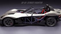 Local Motors SF-01 Street Fighter