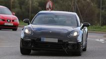 2016 Porsche Panamera spy photo