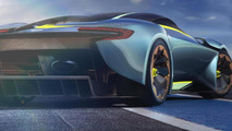 Aston Martin DP-100 Vision Gran Turismo officially revealed at Goodwood [video]