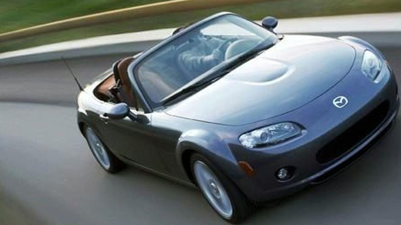 Affordable Sports Car: Mazda MX 5