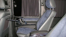 Mercedes G-Class by ART interior