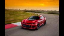 Chevrolet Camaro ZL1: fatevi sotto [VIDEO]