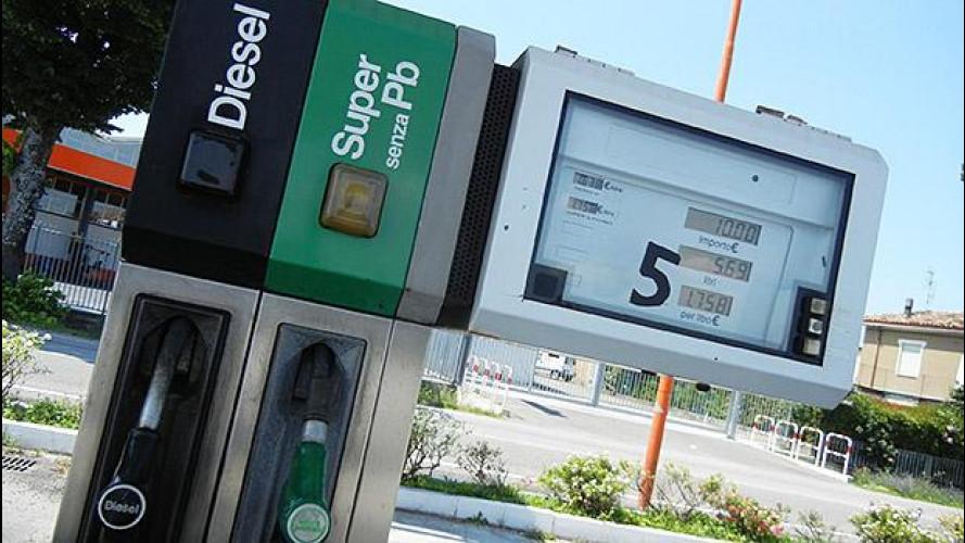 Reverse charge, lo Stato sbaglia e l'automobilista paga (in carburante)