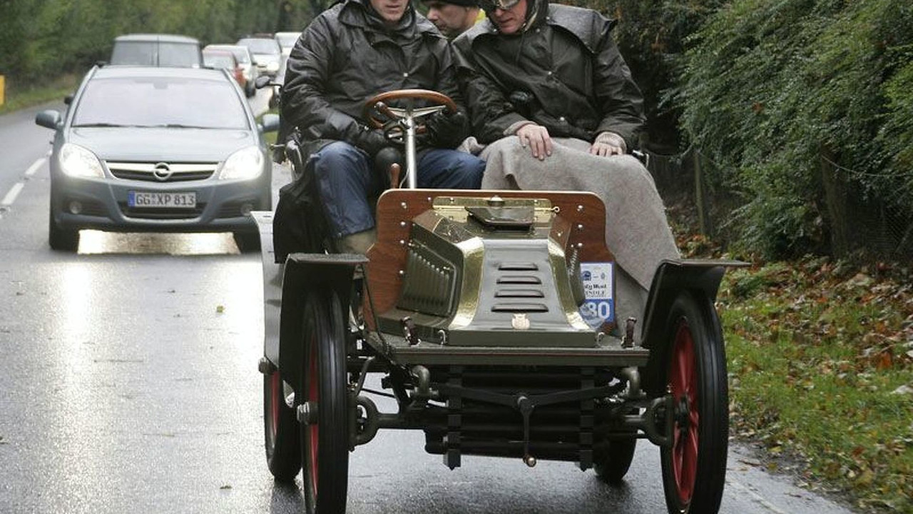 1902 Opel Darracq at Veteran Car Run