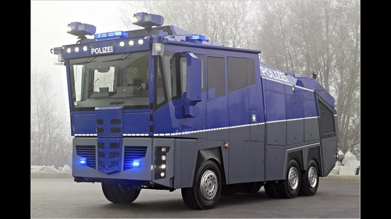 Mercedes Actros 3341