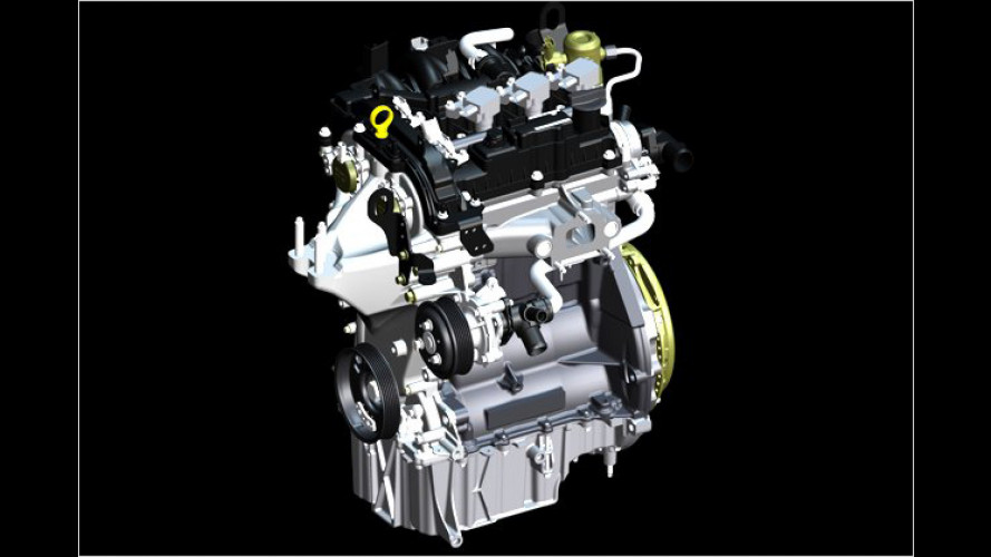 Manche mögens klein: Ford bringt Einliter-Turbo