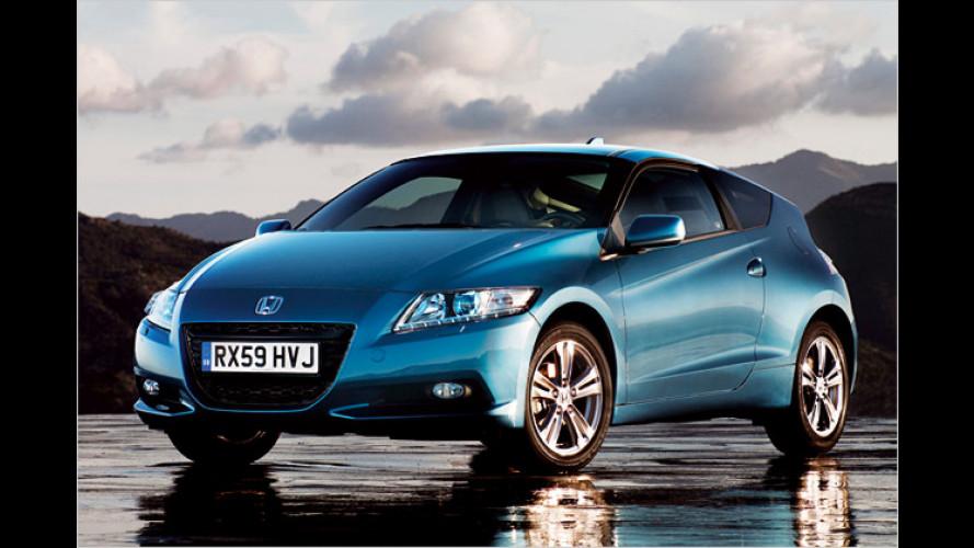 Honda CR-Z: Preis fix