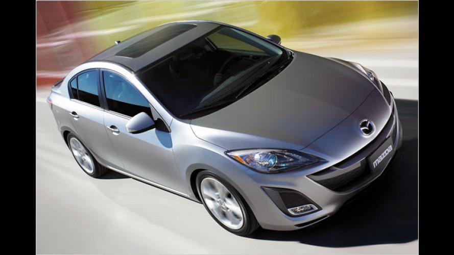 Mazda: Wachablösung in der Kompaktklasse steht bevor