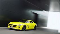 Mercedes-Benz SLS AMG E-Cell Prototype, 750, 22.06.2010