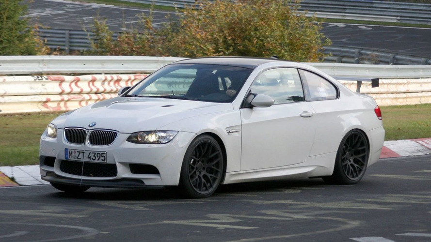 Mystery BMW M3 Caught Testing on Nurburgring