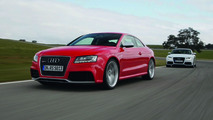 Audi RS5 confirmed for U.S.