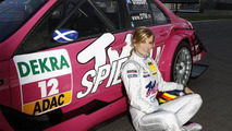 Susie Stoddart (GBR), Persson Motorsport, AMG Mercedes C-Klasse - DTM 2010, 720,
