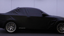 BMW 1-Series M-Coupe teaser video screenshots, 1280, 27.08.2010