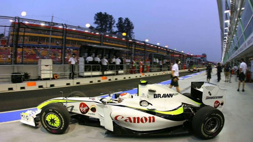 Barrichello to take grid penalty for gearbox change