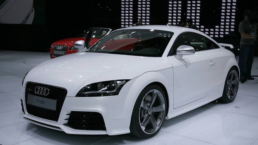 Audi TT RS & RS5 Could be Heading for U.S.