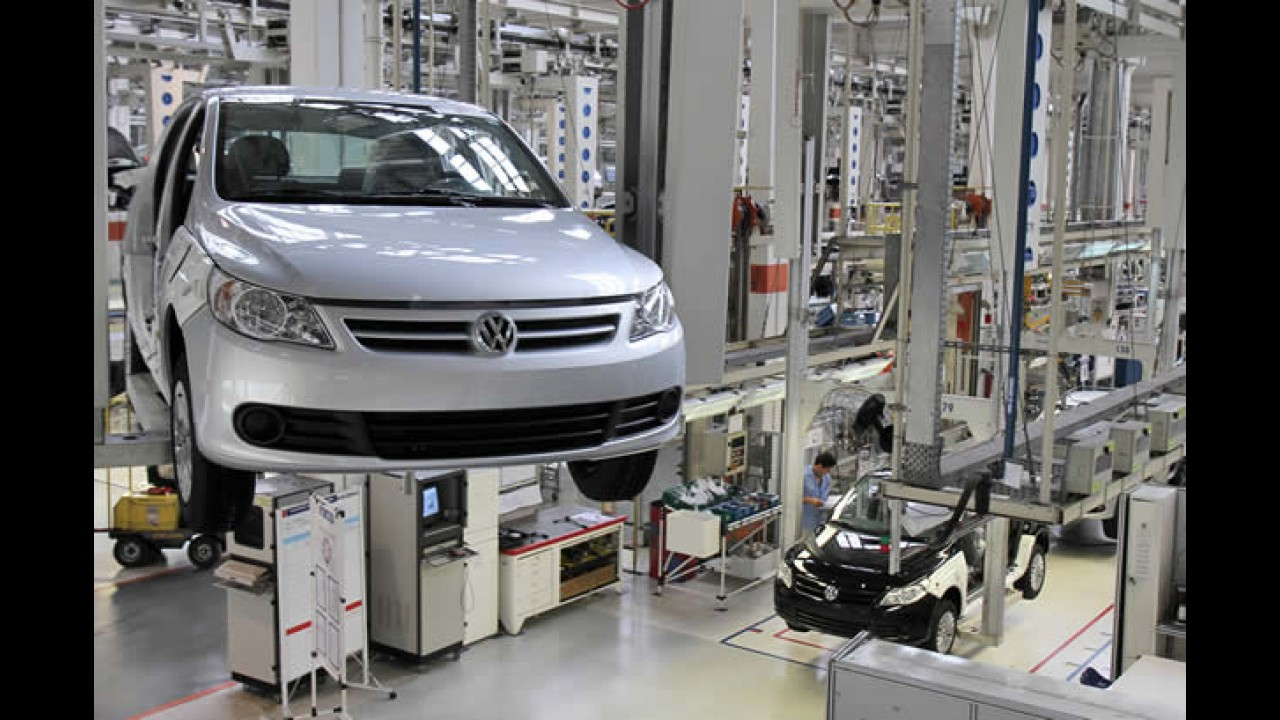 Volkswagen registra lucro de US$ 2,5 bilhões no primeiro trimestre de 2011