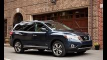 Nissan Pathfinder Hybrid é apresentado, mas consumo assusta