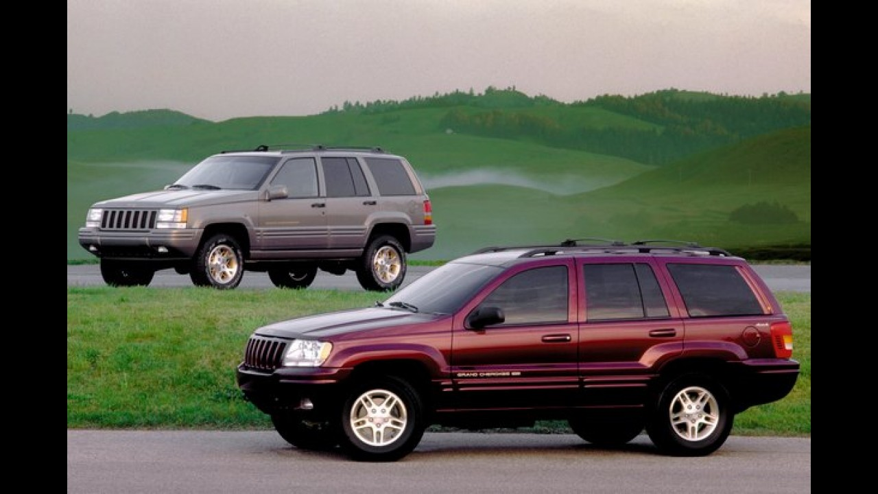 Carros para sempre: Grand Cherokee foi importado dos sonhos nos anos 1990