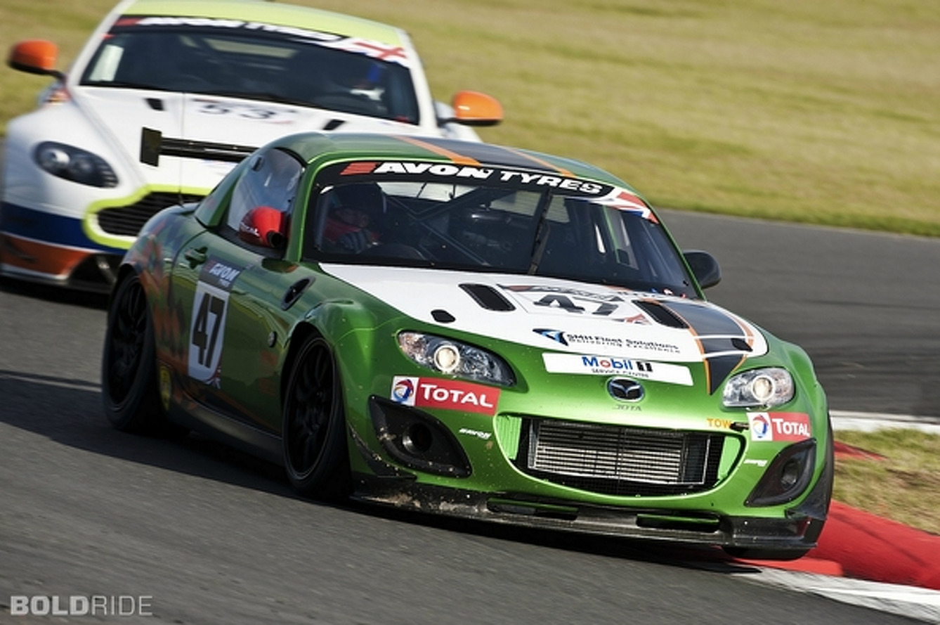 Mazda MX-5 GT4 is $200,000 Worth of Race Car