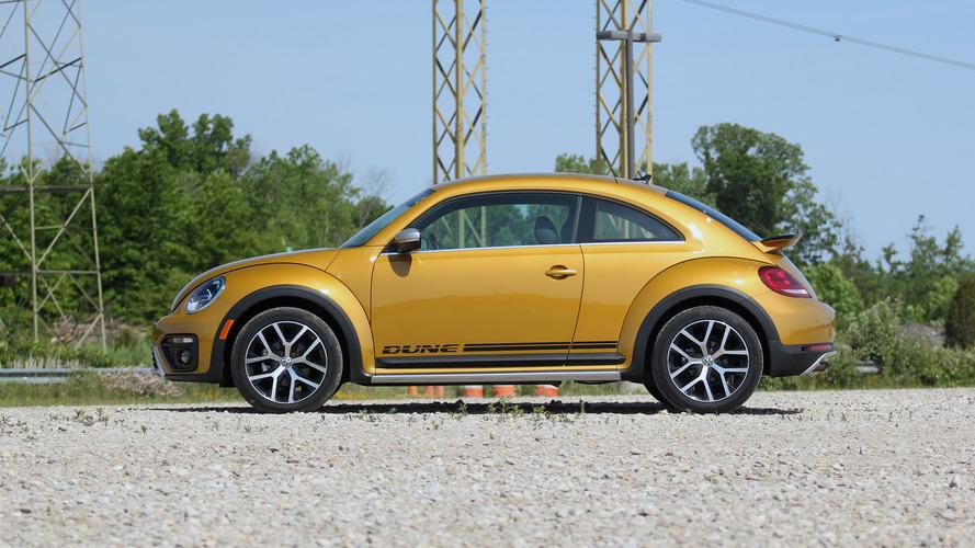 Les Volkswagen Beetle et le Scirocco sur la sellette ?