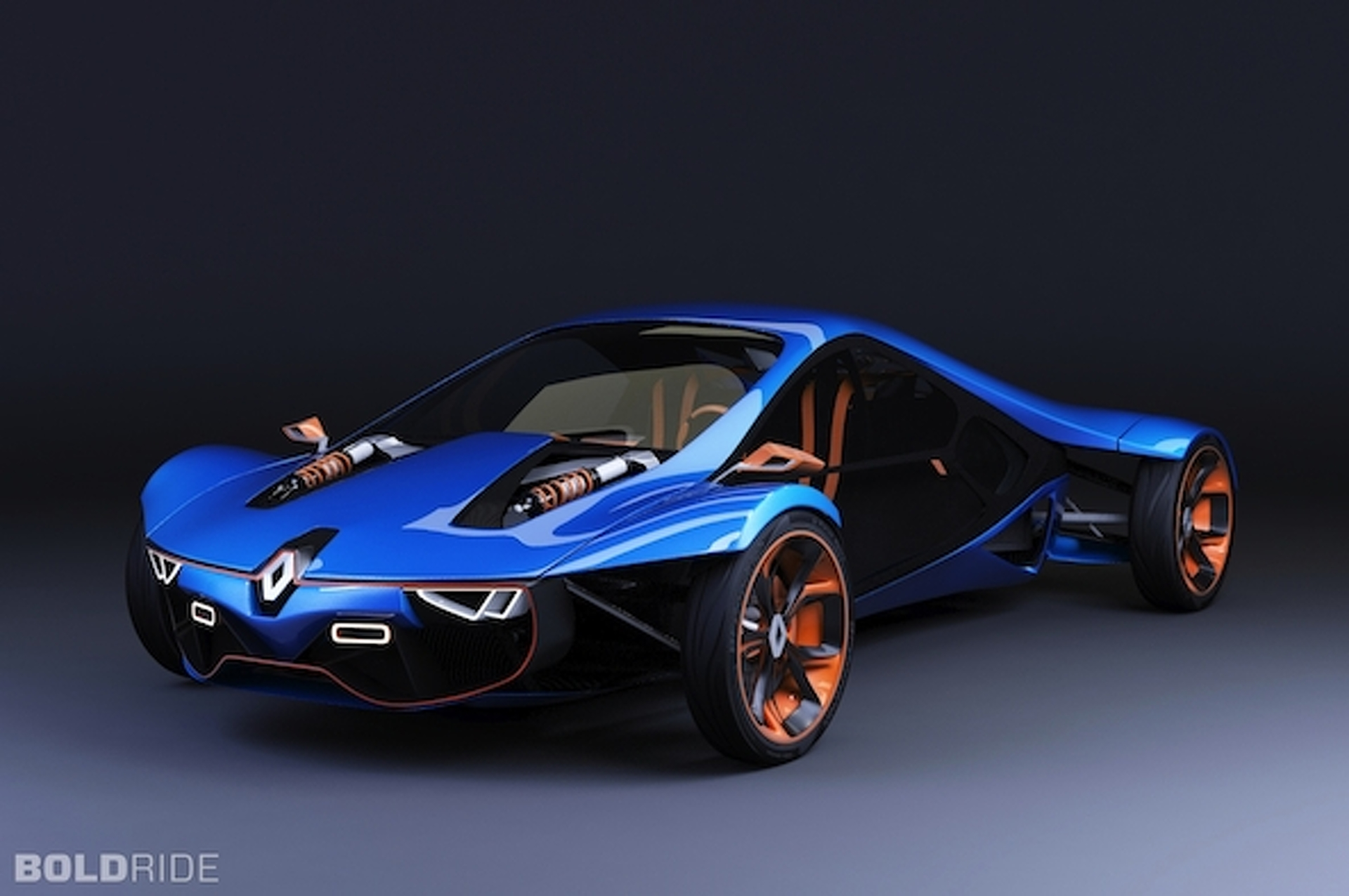 Design Student Lets it Fly With Radical Renault Concept