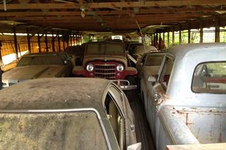 A Barn Find Uncovers Hidden Gems in North Carolina