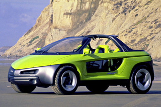 Nobody Built '80s Concept Cars Better Than Pontiac