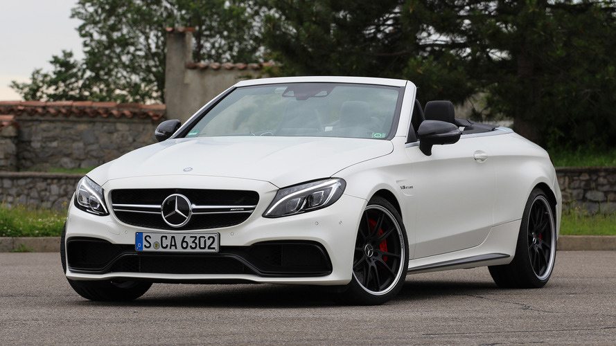 Review: 2017 Mercedes-AMG C63 S Cabriolet